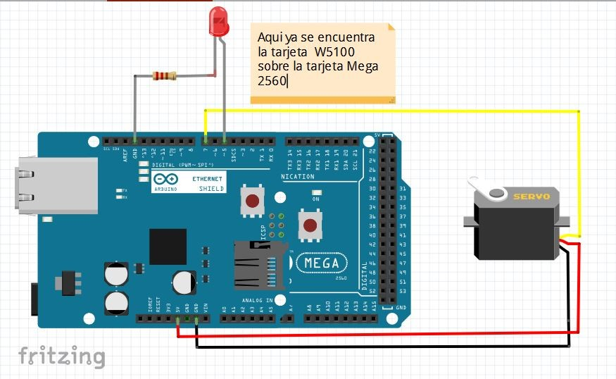 Servo Motor Control with Arduino Due - Circuit Digest