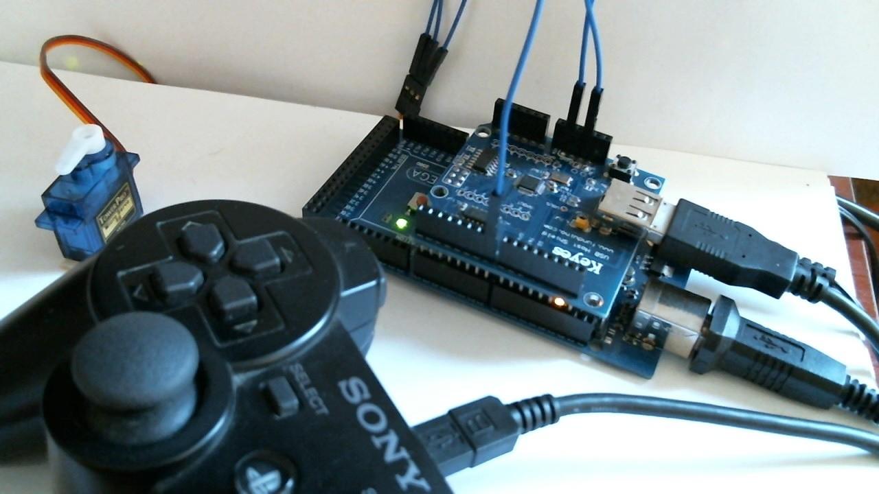 Arduino Playground - ArduinoMini