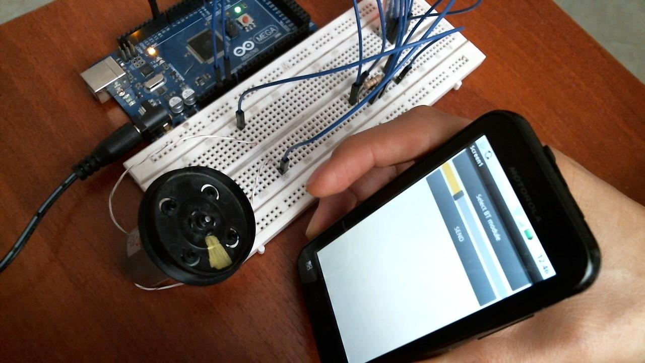 Tutorial Arduino: Mover Motor DC en dos direcciones