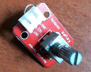 sensor de rotacion