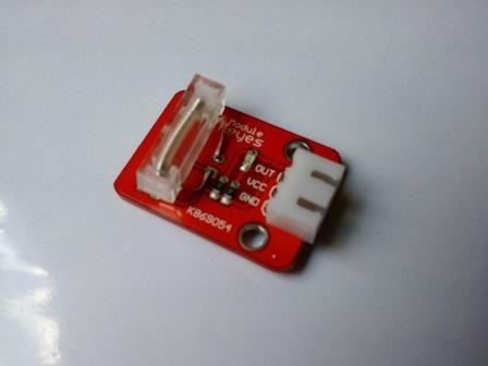 Types of sensors in arduino modules