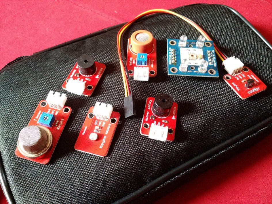 Tipos De Sensores En Módulos Arduino